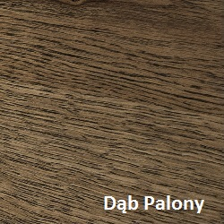 Dąb Palony